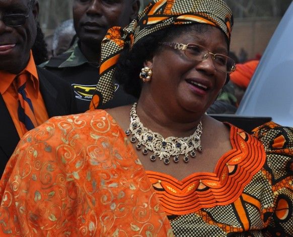 Woman President Shows Malawi the Way