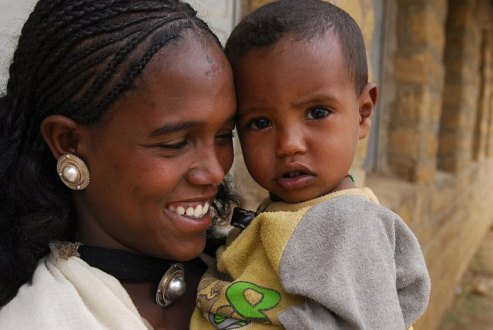 Ethiopia's children now have greater chance for life, says new UNICEF report