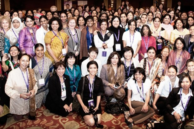Women in the World Foundation's New Partnership With Vital Voices