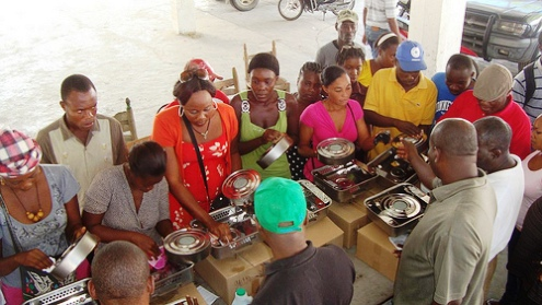 Revolutionary clean cookstoves work to prevent lung disease in developing world