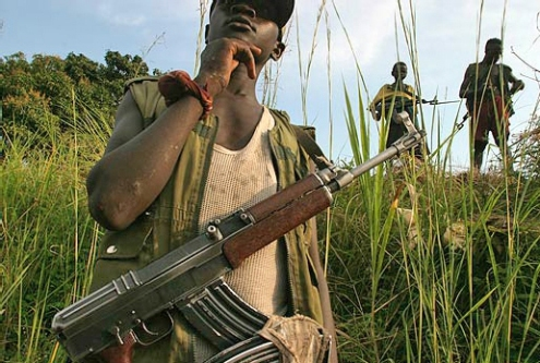 Extreme concern for armed child soldiers in DR Congo rising, says UN