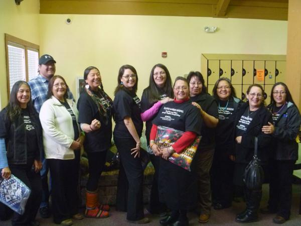 Native Women Rising: Ending Violence and Healing Through Digital Storytelling