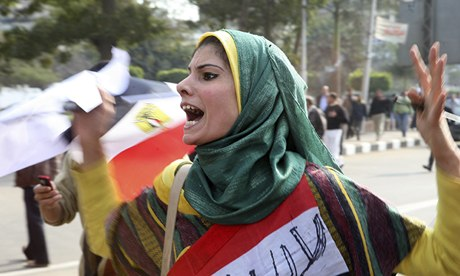 Egypt's women refuse to be intimidated