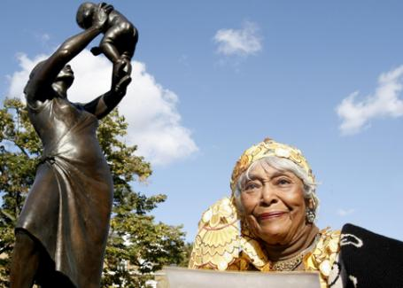 A monument to strong [Caribbean] black women [in UK]