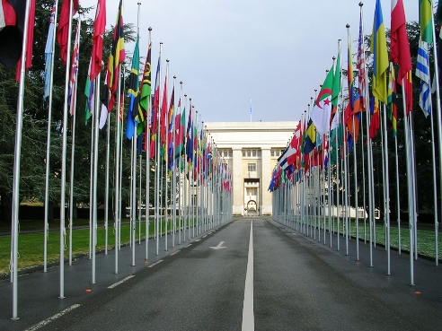 Protection of human rights at heart of United Nations, says UN Geneva on 25th year