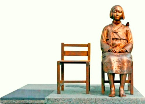 When public art & politics collide: Recognizing WWII comfort women