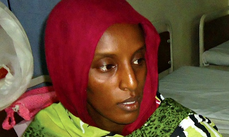 International Outcry Releases Sudan Woman from death row