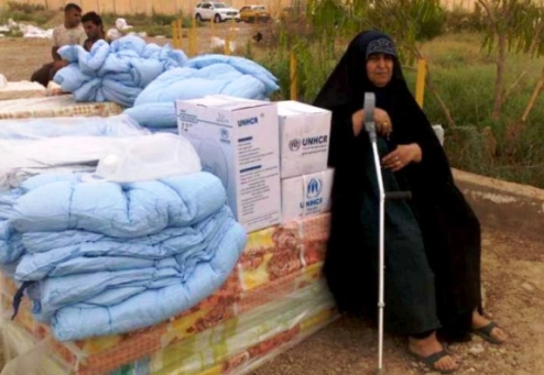 Iraqi women face increased violence under militant expansion