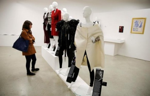 London exhibition celebrates female [leaders] empowerment through fashion