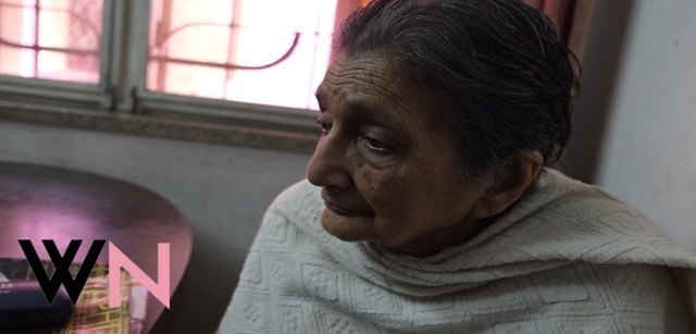 Plight of widows in India