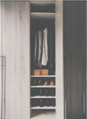How To Give Your Wardrobe A Minimalist Makeover!