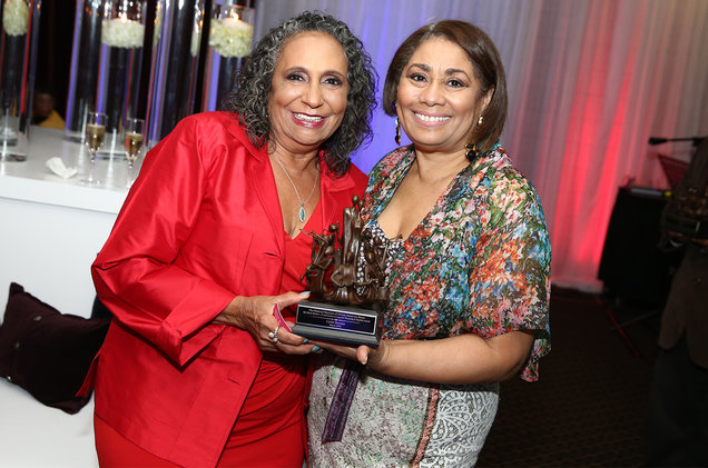 cathy hughes and best friend dyana willaims