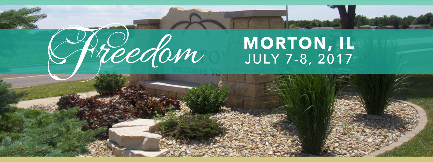 Morton, Illinois; Women of Grace Conference