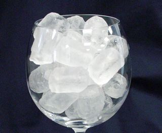 A Cup of Ice