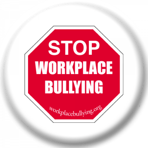 Don't Put Up With Workplace Bullying