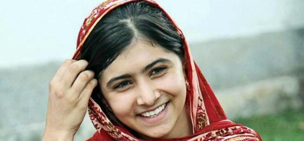 Resultado de imagen para Malala Yousafzai