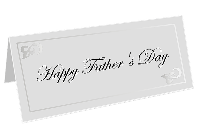 An Open Letter on Fathers' Day