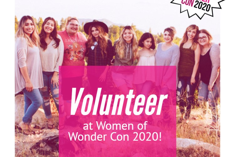 Volunteer at WOW Con