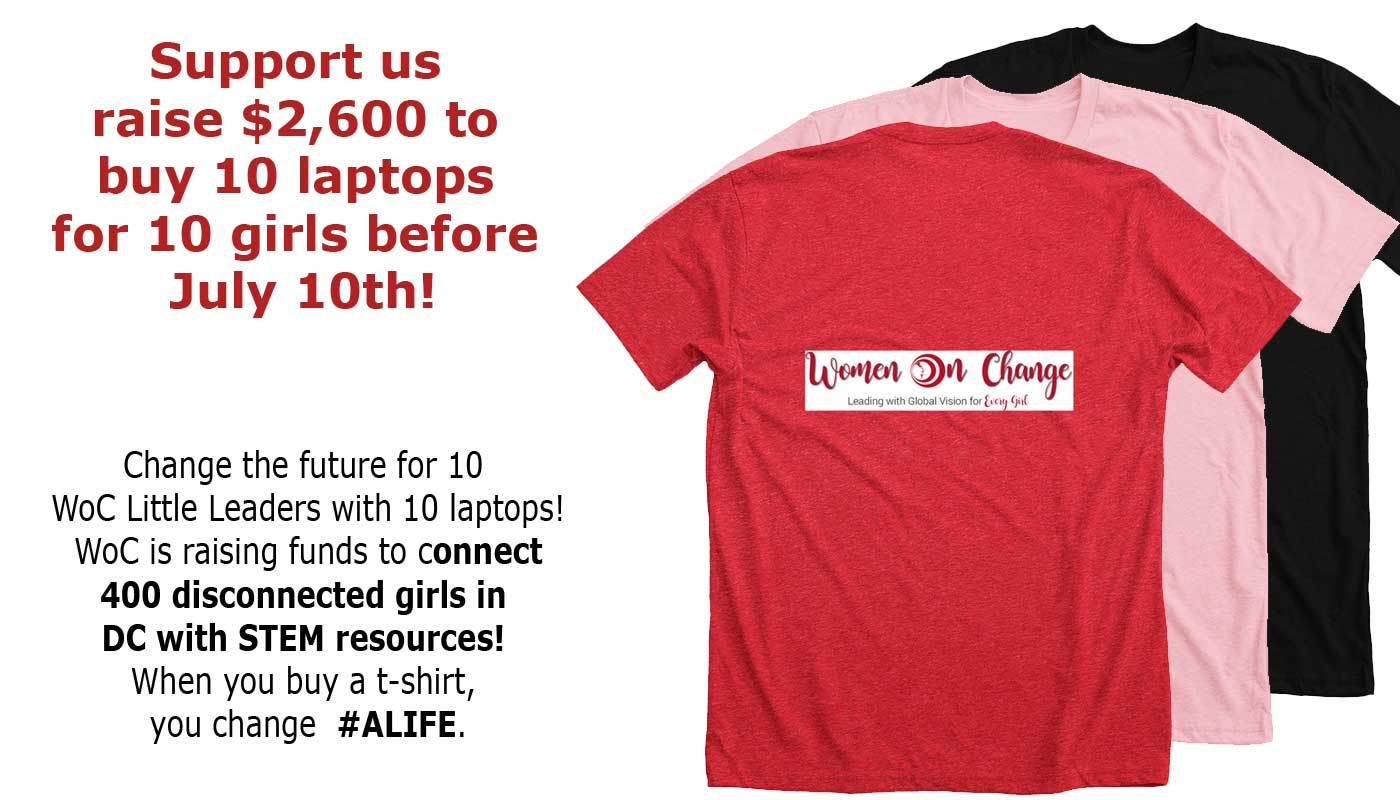 Buy a T-Shirt & Donate