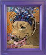 Cat Lady Paints Dogs