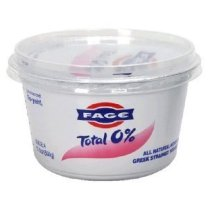 FAGE YOGURT GREEK TOTAL 0% PLAIN 17.6 OZ PACK OF 3