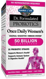 Garden of Life Probiotic Supplement for Women probiotic - Dr. Formulated