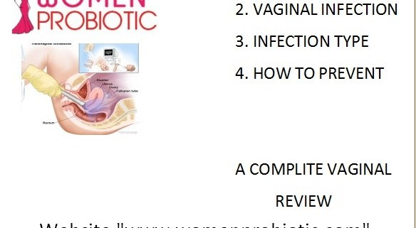 women probiotic-vaginal infection