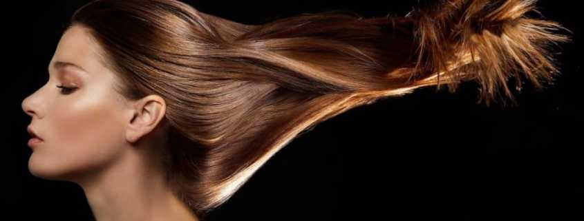 hair care-rose gold hair