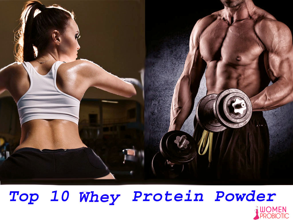 Top 10 Whey Protein Powder Brand For Muscle Building 2018 | gnc ...