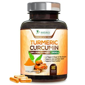 turmeric curcumin supplement