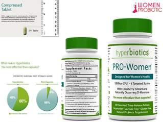 probiotics for vaginal health