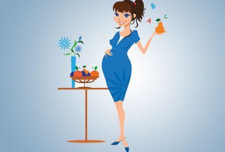 Груши при беременности источник фолиевой кислоты и калия