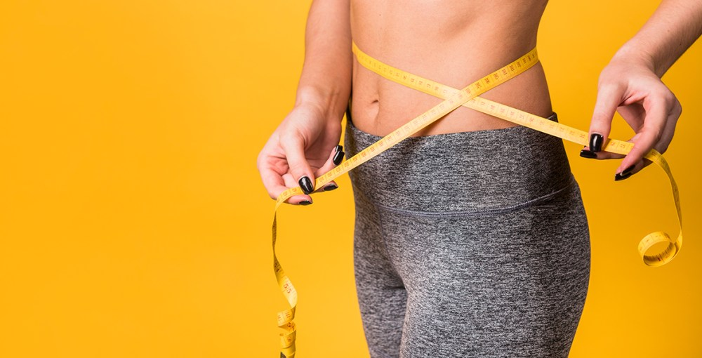 how to get rid of fat around your lower stomach