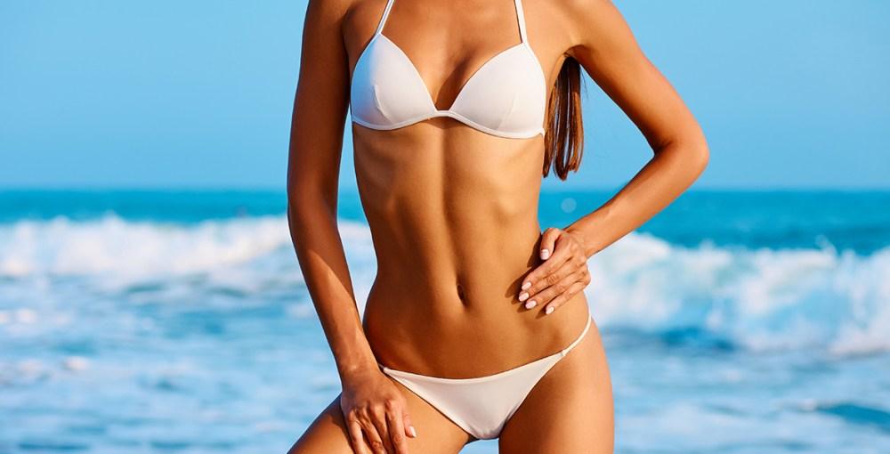 Bikini Fitness Diät
