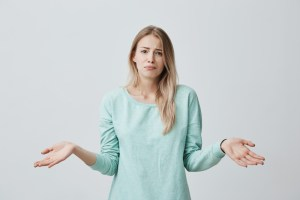 Woman confused about endometriosis and adenomyosis