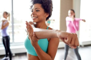 women with PCOS exercises