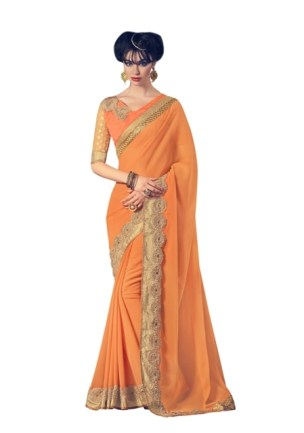 0033118_orange-color-marble-women-sari