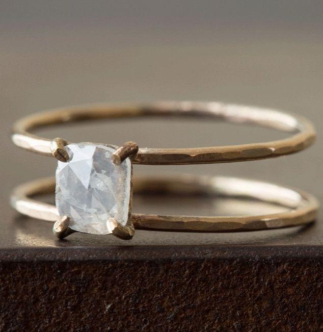 25 Unique Amp Dazzling Engagement Rings Womens Fashionesia