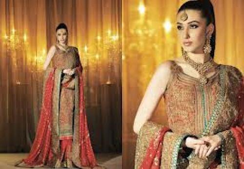 Rizwan Moazzam Bridal Wear Collection 2013 for Girls