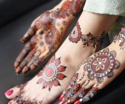 Tips for Best Wedding Mehendi 24