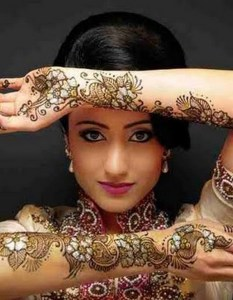 Mehndi Designs for Chand Raat: