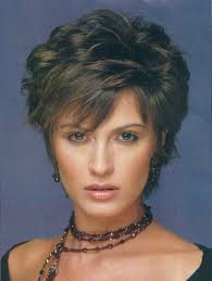 Short Layered Hairstyles Images