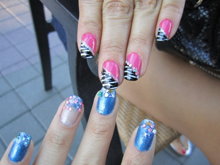 Create Hello Kitty Nail Designs at Home 04