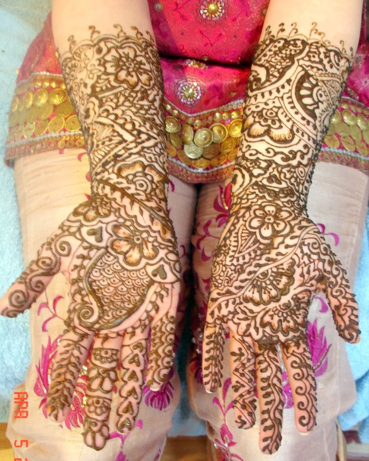 Easy Henna Designs for Special Occasions