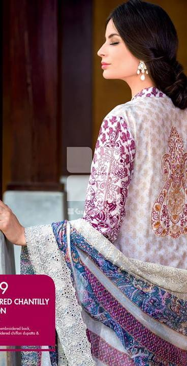 Gul Ahmed Embroidered, Gul Ahmed Lawn Collection 2014