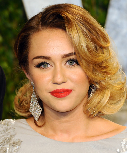 miley cyrus long haircut, haircuts for women
