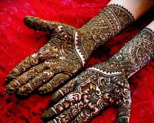 bridal mehandi designs, mahendi