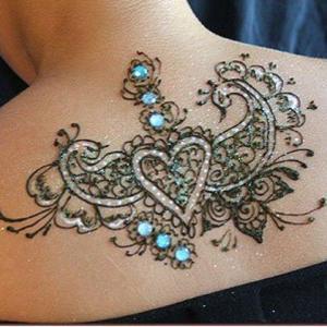 Mehndi Tattoos For Girls, Mehndi Tattoos
