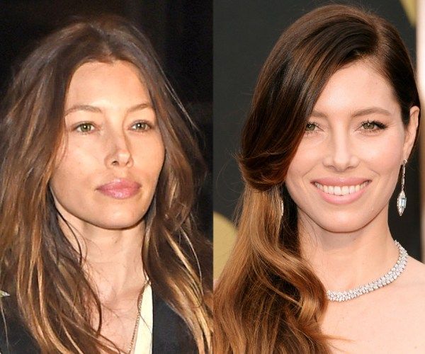 celebrities actresses without makeup, Stars Without Makeup
