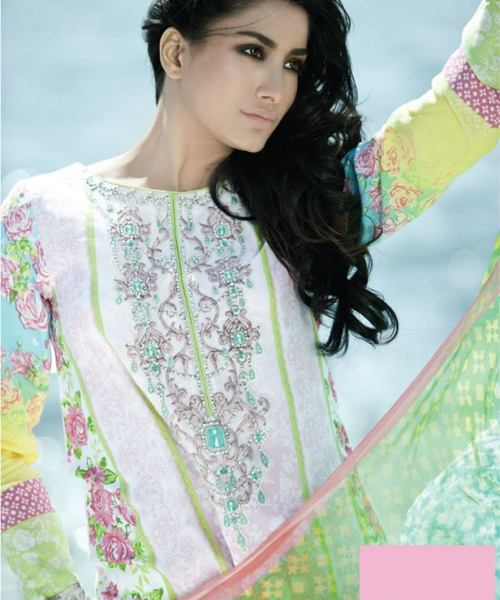 Maria B Lawn 2014 collection, Maria.B Lawn 2014
